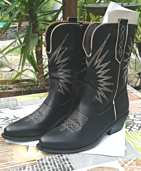 Bottes western country mode