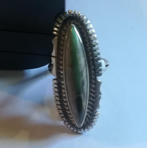 Bague navajo turquoise taille 52