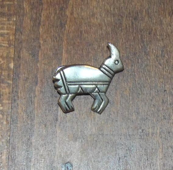 Lot de 5 motifs lapin rivet